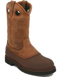 Georgia Men's Muddog Comfort Core Work Boots, , hi-res