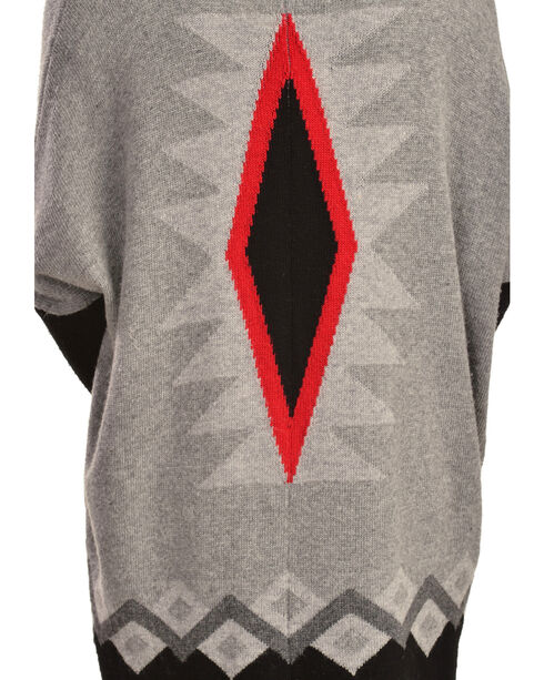 White Crow Navaja Cardigan, Grey, hi-res
