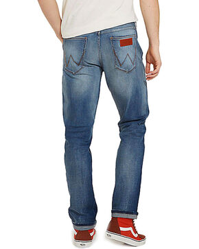 Wrangler Men's 70th Anniversary Mid Glory Jeans, Blue, hi-res