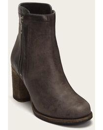 Frye Women's Addie Double Zip Boots - Round Toe , , hi-res