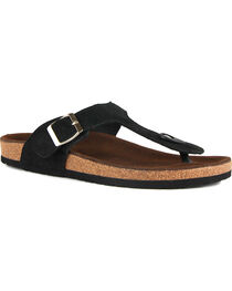 Lamo Women's Redwood Thong Sandals , , hi-res