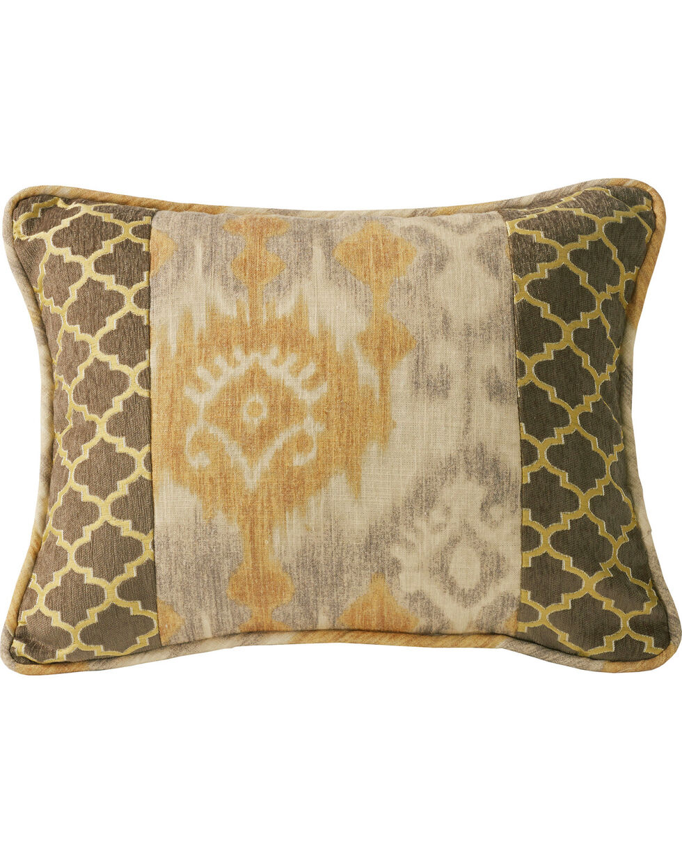 HiEnd Accents Casablanca Ikat & Ogee Pillow, Multi, hi-res