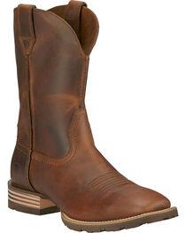 Ariat Men's Hybrid Street Side Western Boots, , hi-res
