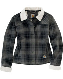 Carhartt Women's Cedar Sherpa Jacket, , hi-res