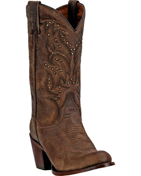Dan Post Women's Melba Fashion Boots, Bay Apache, hi-res