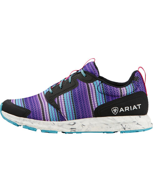 Ariat Women's Fuse Casual Shoes, Purple, hi-res