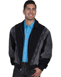 Scully Men's Suede Rodeo Jacket, , hi-res