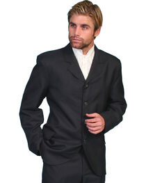 Scully WahMaker Wool Blend High Button Front Coat - Big and Tall, , hi-res