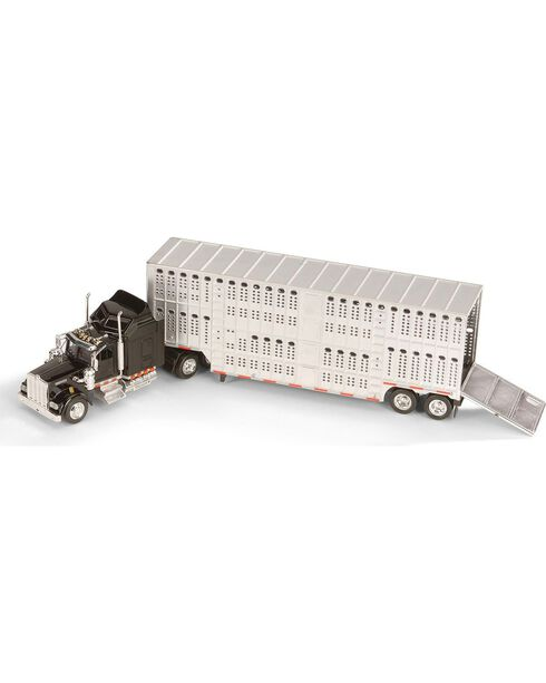 Kids' Kensworth Bull Hauler Truck, Silver, hi-res