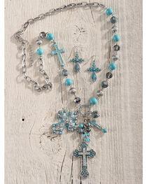 Shyanne Women's Multi-Cross Jewelry Set, , hi-res