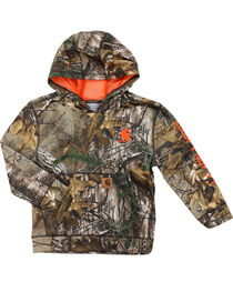 Carhartt Little Boy's Realtree Camo Hoodie, , hi-res