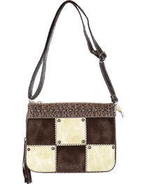 Savana Women's Patchwork Handbag, , hi-res