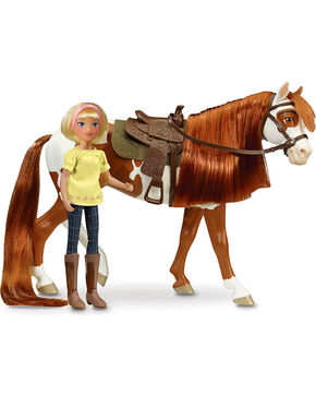 Breyer Boomerang and Abigail Toy Set, No Color, hi-res