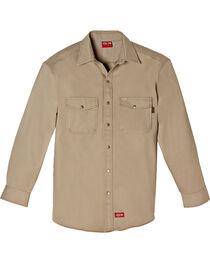 Dickies Flame Resistant Twill Work Shirt, , hi-res