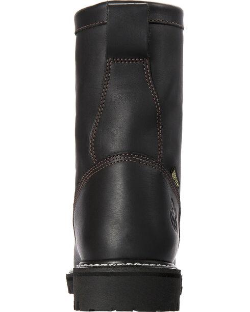 Georgia Men's GORE-TEX Insulated Work Boots, Black, hi-res
