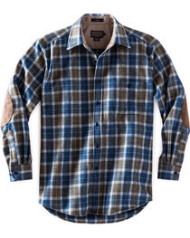 Pendleton Men's Taupe Trail Shirt , , hi-res