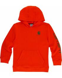 Carhartt Boys' Signature Sweatshirt, , hi-res