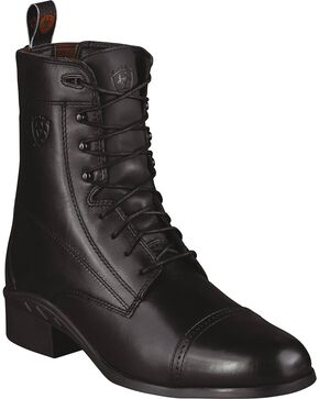 Ariat Men's Heritage III Paddock Boots, Black, hi-res