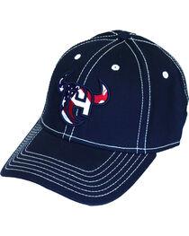 Cowboy Hardware Men's Flag & Horns Logo Ball Cap, , hi-res