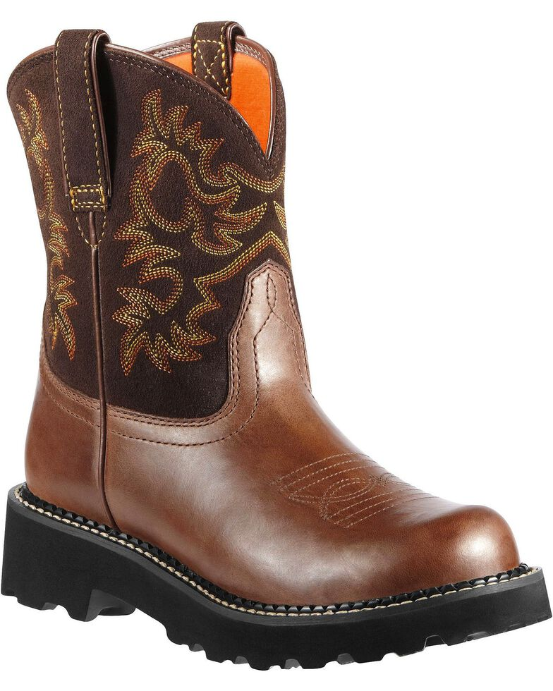 Ariat Women's Fatbaby Western Boots | Boot Barn