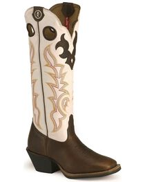 """Tony Lama Women's 3R Collection 16"""" Western Boots, , hi-res"""