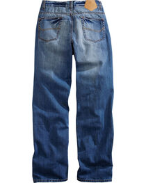 Tin Haul Men's Hoss 2 Loose Fit Straight Leg Jeans, Denim, hi-res