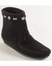 Minnetonka Women's Hello Kitty 40th Anniversary Fringe Boots, , hi-res
