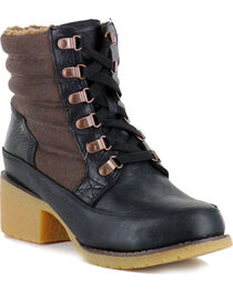 Durango Women's Cabin Lacer Boots, , hi-res