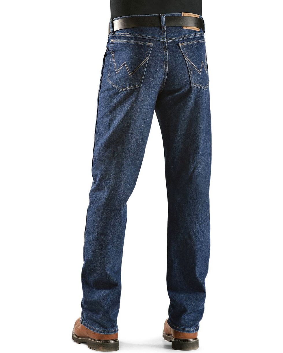 Wrangler Rugged Wear Men's Relaxed Fit Jeans, Ant Navy, hi-res