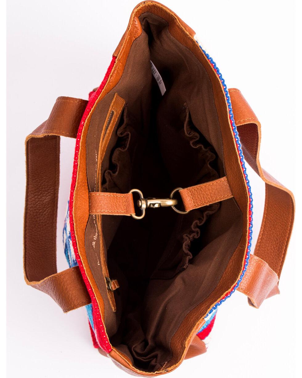 STS Ranchwear Americana Serape Purse , Red/white/blue, hi-res
