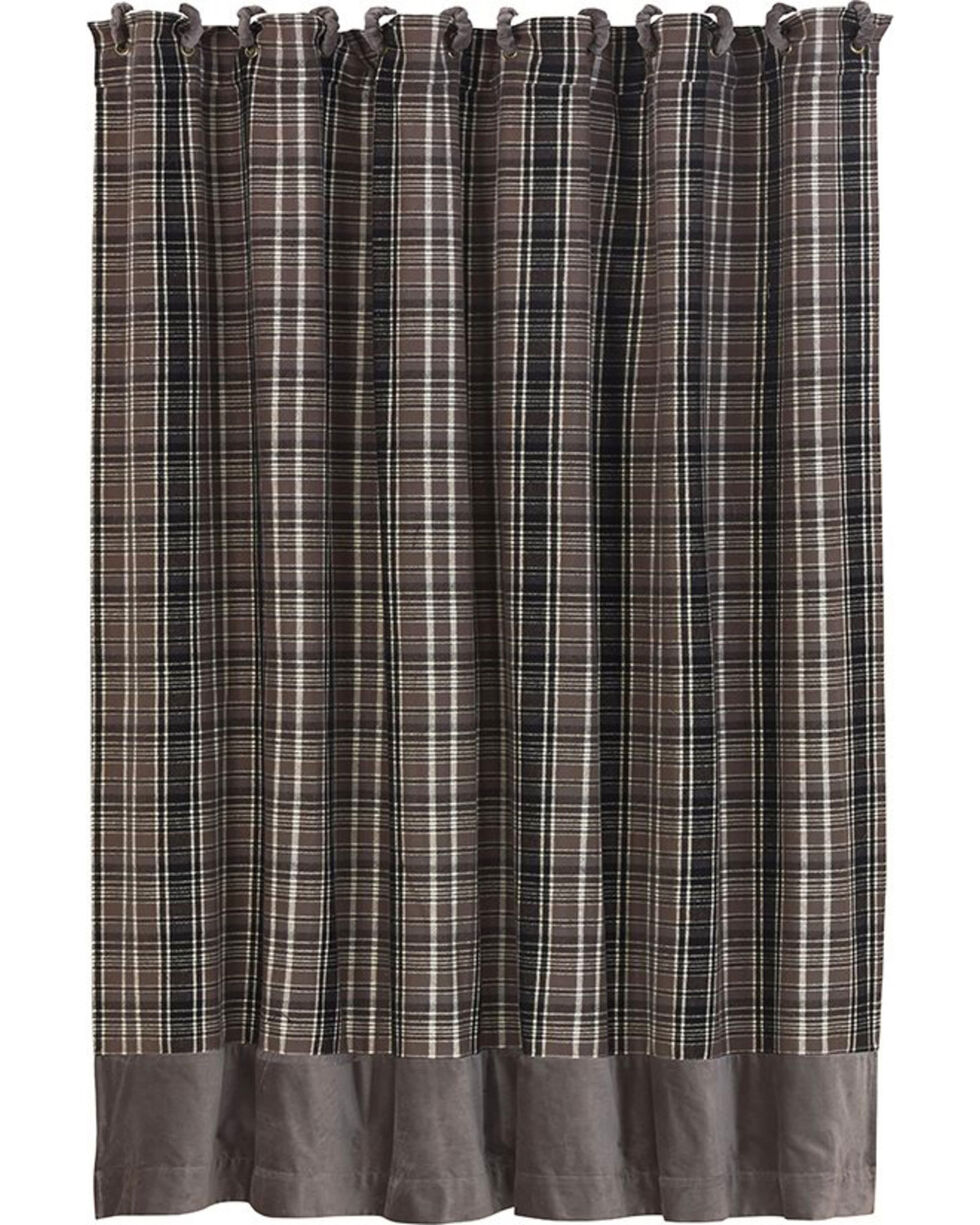 HiEnd Accents Whistler Shower Curtain, Multi, hi-res