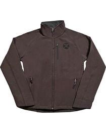 Hooey Boys' Brown Fleece Lined Jacket , , hi-res