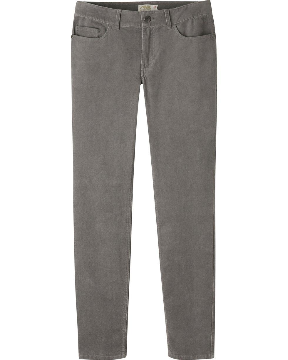Mountain Khakis Women's Canyon Cord Slim Fit Skinny Pants - Petite, Dark Grey, hi-res