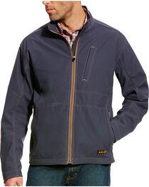 Ariat Men's Rebar Canvas Softshell Jacket , , hi-res