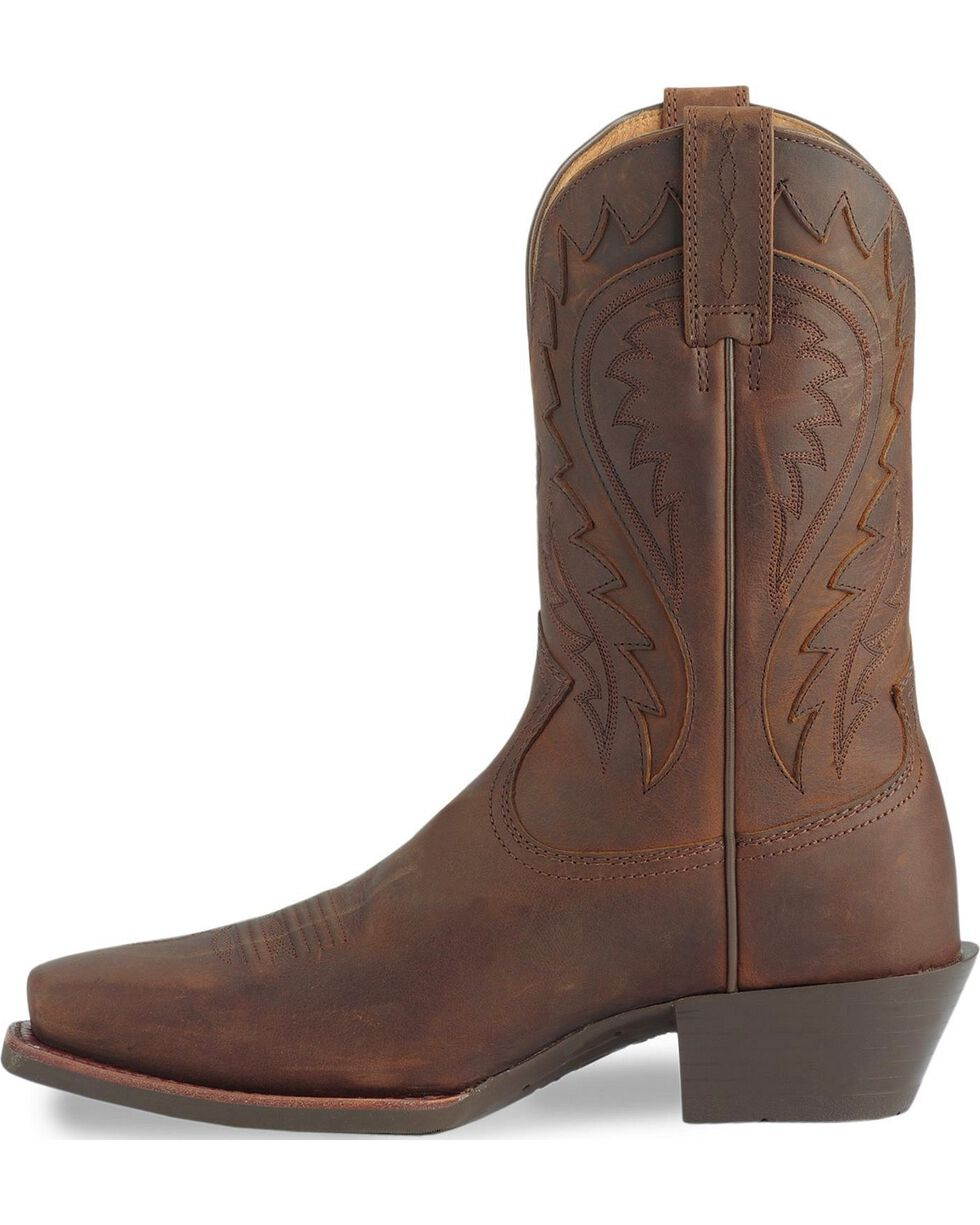 "Ariat Men's Legend Phoenix 11"" Western Boots, Toast, hi-res"