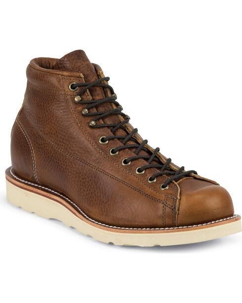 Chippewa Men's Copper Caprice Utility Bridgemen Boots, Copper, hi-res