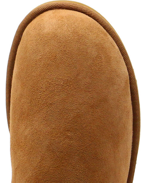UGG® Women's Classic Slip On Casual Boots, Brown, hi-res