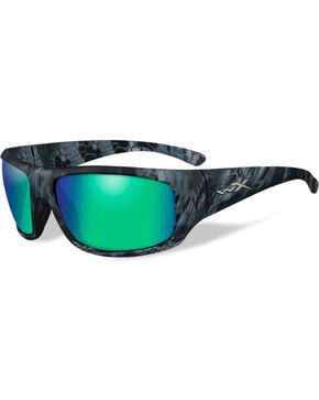 Wiley X Omega Kryptek Neptune Sunglasses , Multi, hi-res