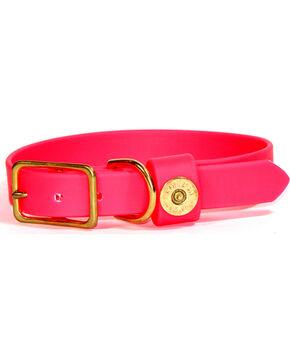 SouthLife Supply Hunter Pink Waterproof Dog Collar, Pink, hi-res