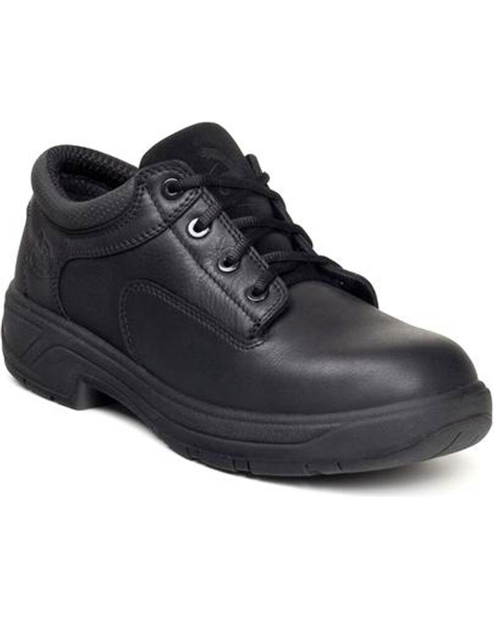 Georgia Men's FLXpoint Oxford Shoes - Round Toe, , hi-res