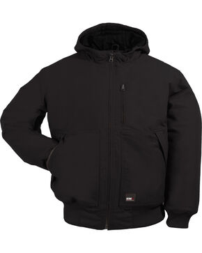 Berne Matterhorn Jacket - Big and Tall, Black, hi-res