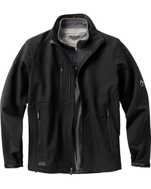 Dri Duck Men's Acceleration Waterproof Softshell Jacket | Boot Barn