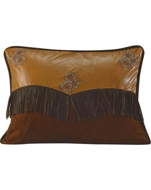 HiEnd Accents Las Cruces Envelope Pillow, Tan, hi-res