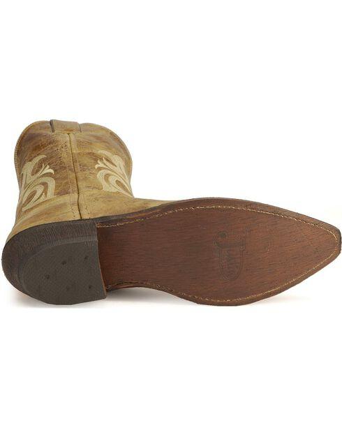 "Justin Men's 11"" Desperado Western Boots, Tan, hi-res"