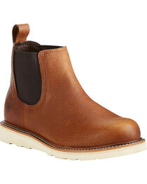 Ariat Men's Recon Golden Grizzly Boots, , hi-res