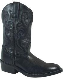 Smoky Mountain Boys' Denver Western Boots - Round Toe, , hi-res