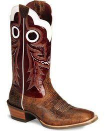 Ariat Wildstock Cowboy Boots - Wide Square Toe, , hi-res