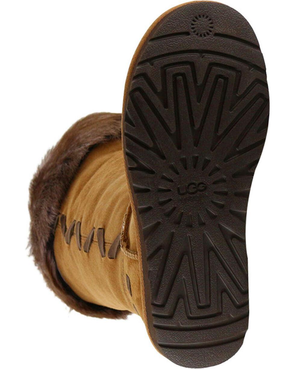 UGG® Women's Rosana Casual Boots, Brown, hi-res