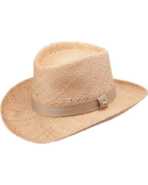 Peter Grimm Koln Straw Hat, Natural, hi-res