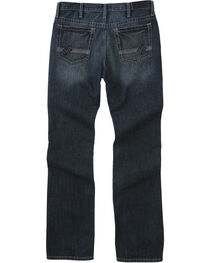 Garth Brooks Sevens by Cinch Men's Indigo Slim Fit Jeans - Boot Cut , , hi-res